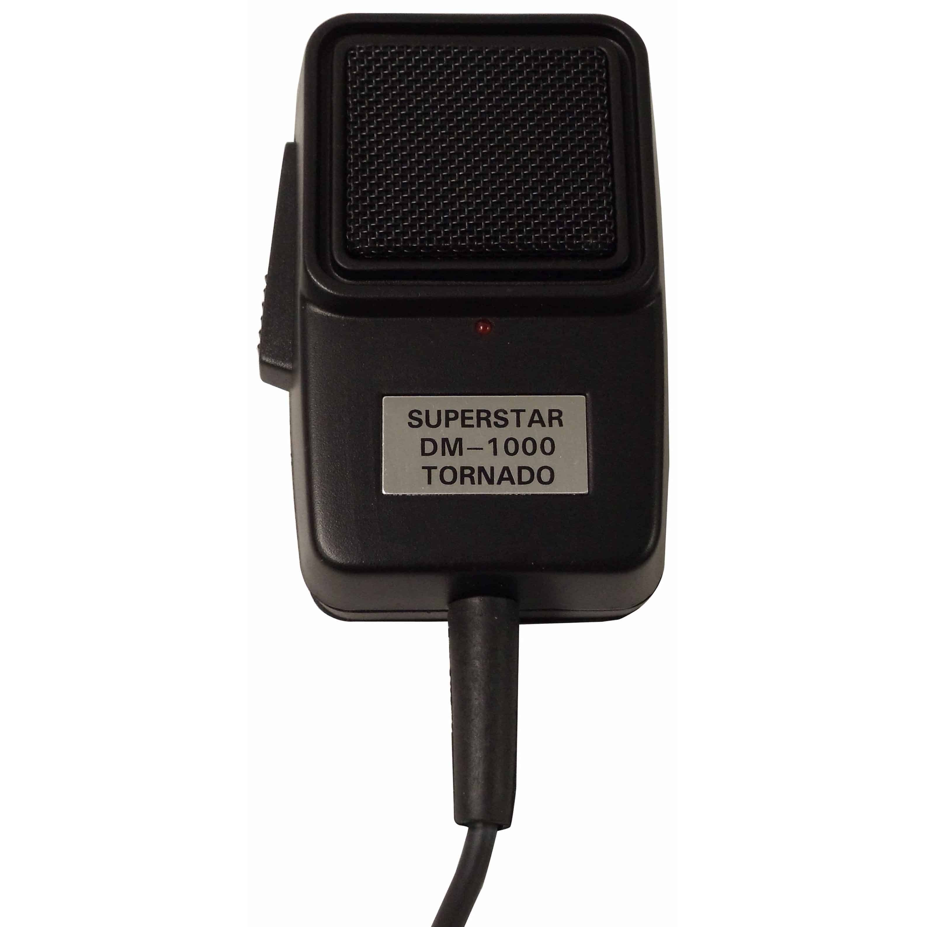 DM1000.LR superstar tornado echo microphone  at bakdesigns.co