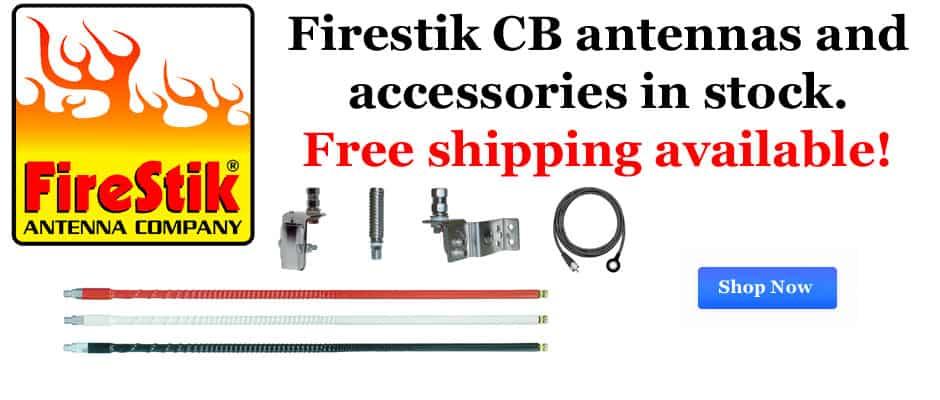 Firestik CB Antennas