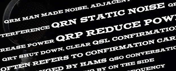 CB Radio Q Codes