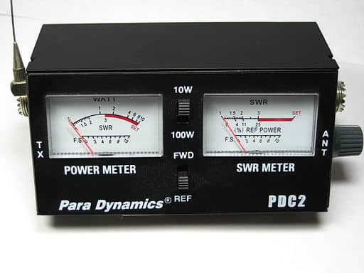 Para Dynamics PDC2 SWR Meter