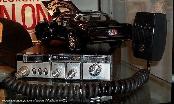 The Smokey and the Bandit CB Radio