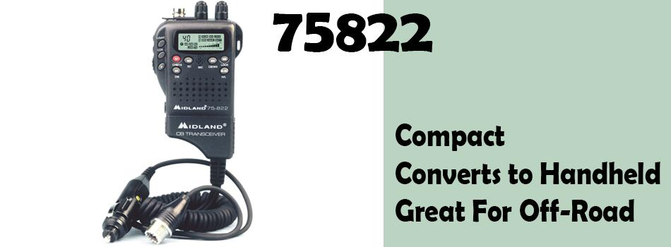75822 Midland CB Radio