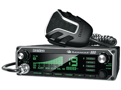 Uniden BC880 CB Radio