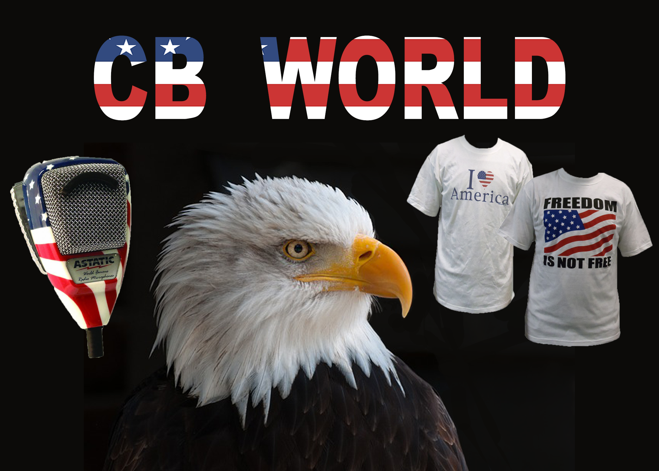 CB World Patriotism Products