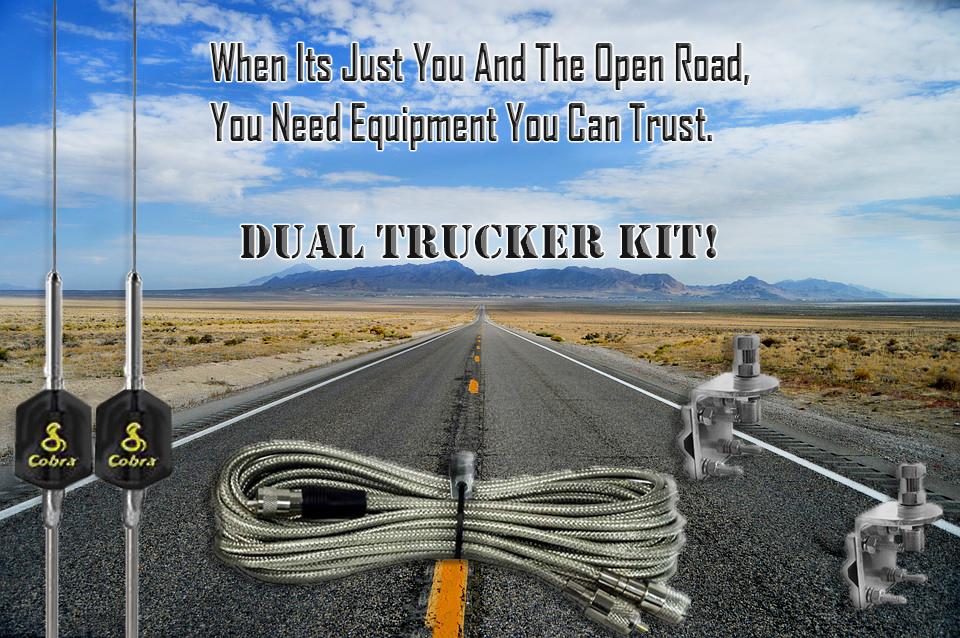 Dual Trucker Kit