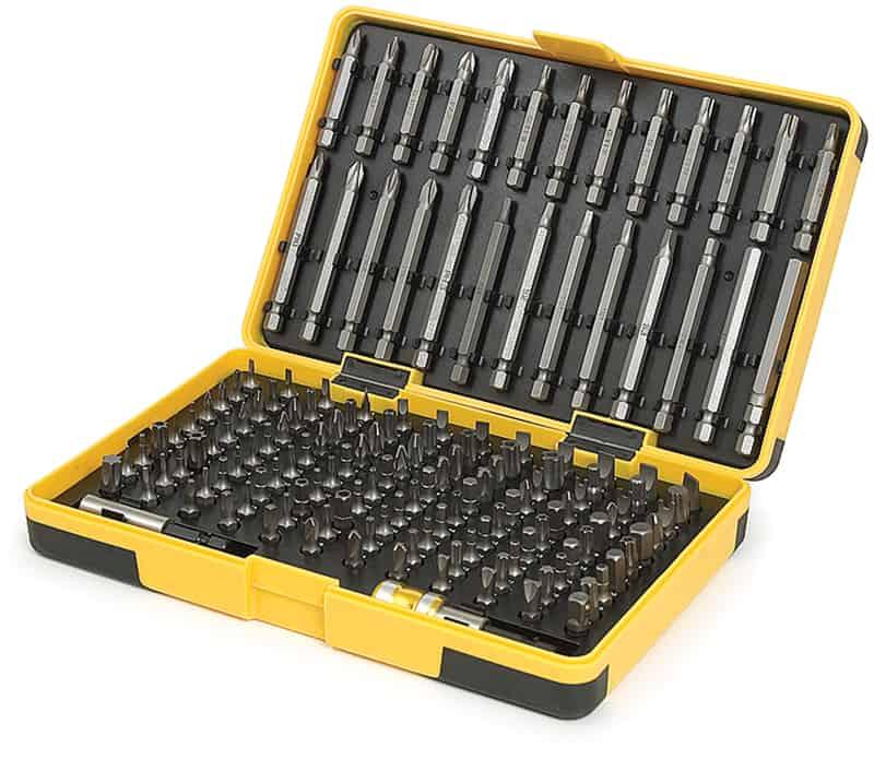 16148 - Titan Tools 148 Piece Master Security Bit Set