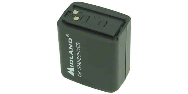 18833 - Midland Replacement Battery Box For 75830 Radio