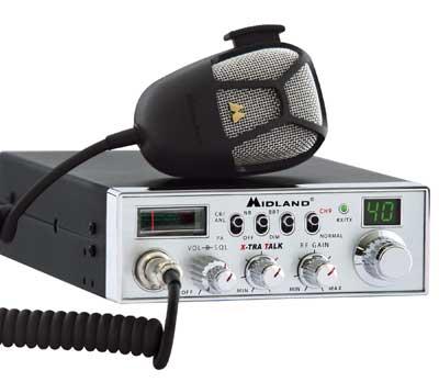 5001 - Midland Classic Style CB Radio