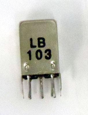 010019 - Cobra® Bfa-Lb103-Fa Coil, Ift for 200Gtl Radio