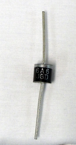 010036 - Cobra® Drf-6A06P-Ma Diode, 6A6 (6A, 600V)