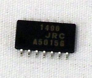010057 - Cobra® Ibm-1496M-Ja I.C. Njm1496, 200Gtl Radio