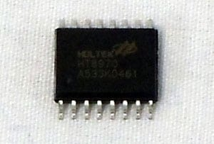 010058 - Cobra® Ivs-8970C-Ha I.C. Echo Ht8970