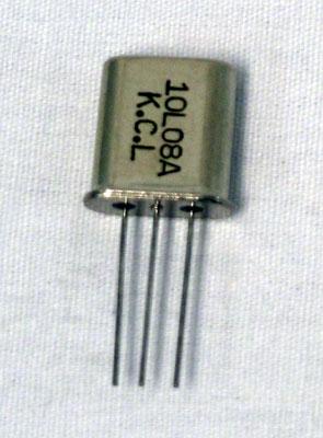 010079 - Cobra® Fxn-106Bs-Ka Mcf, 10.695Mhz for 200Gtl Radio