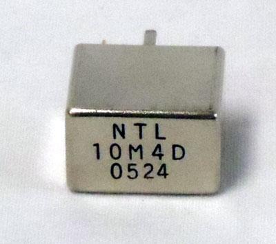 010080 - Cobra® Fxn-106Ca-Da Mcf,10.695Mhz for 200Gtl Radio