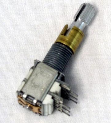 010082 - Cobra® Rvb-103Am-Mc Potentiometer, Dim/Swr Cal for 150Gtl Radio