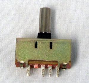 010116 - Cobra® Ssl-3301V-Sa Switch, Slide (S,Rf,Nb/Anl)