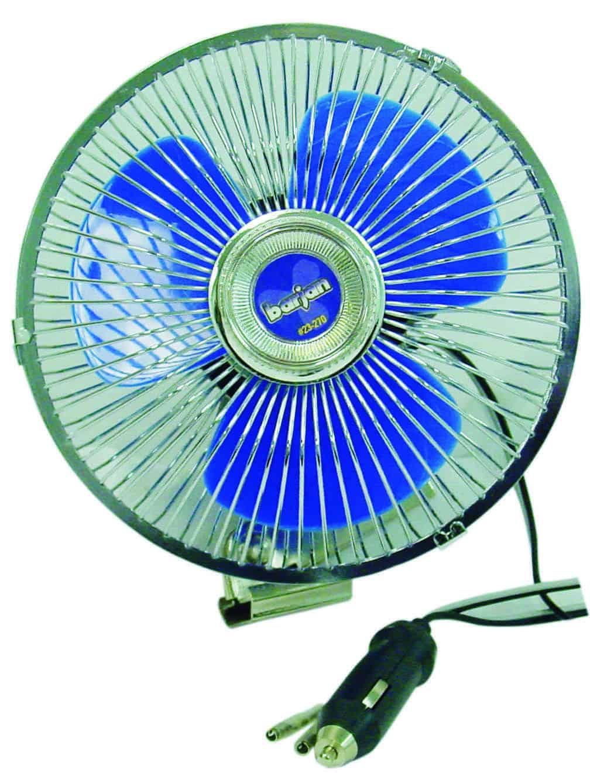 """023270 - 12 Volt 6"""" Oscillating Fan"""