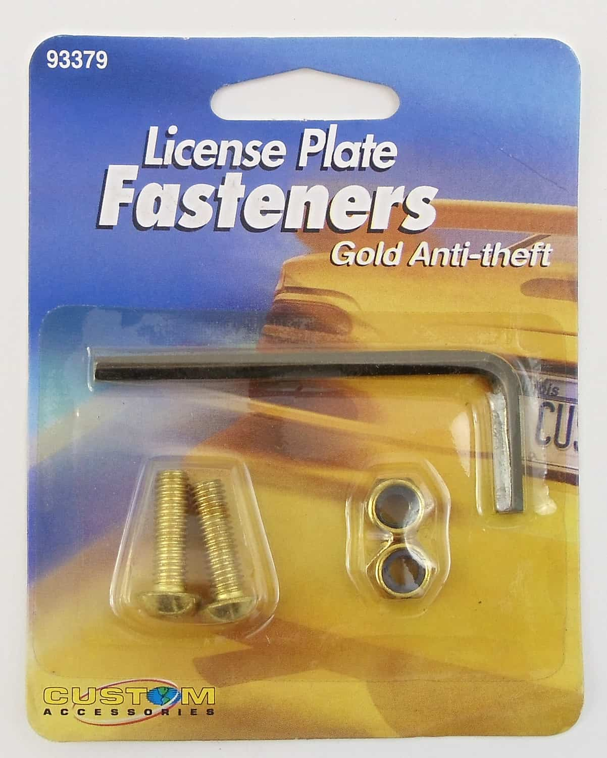 04793379 - 048-123 Anti-Theft License Bolts