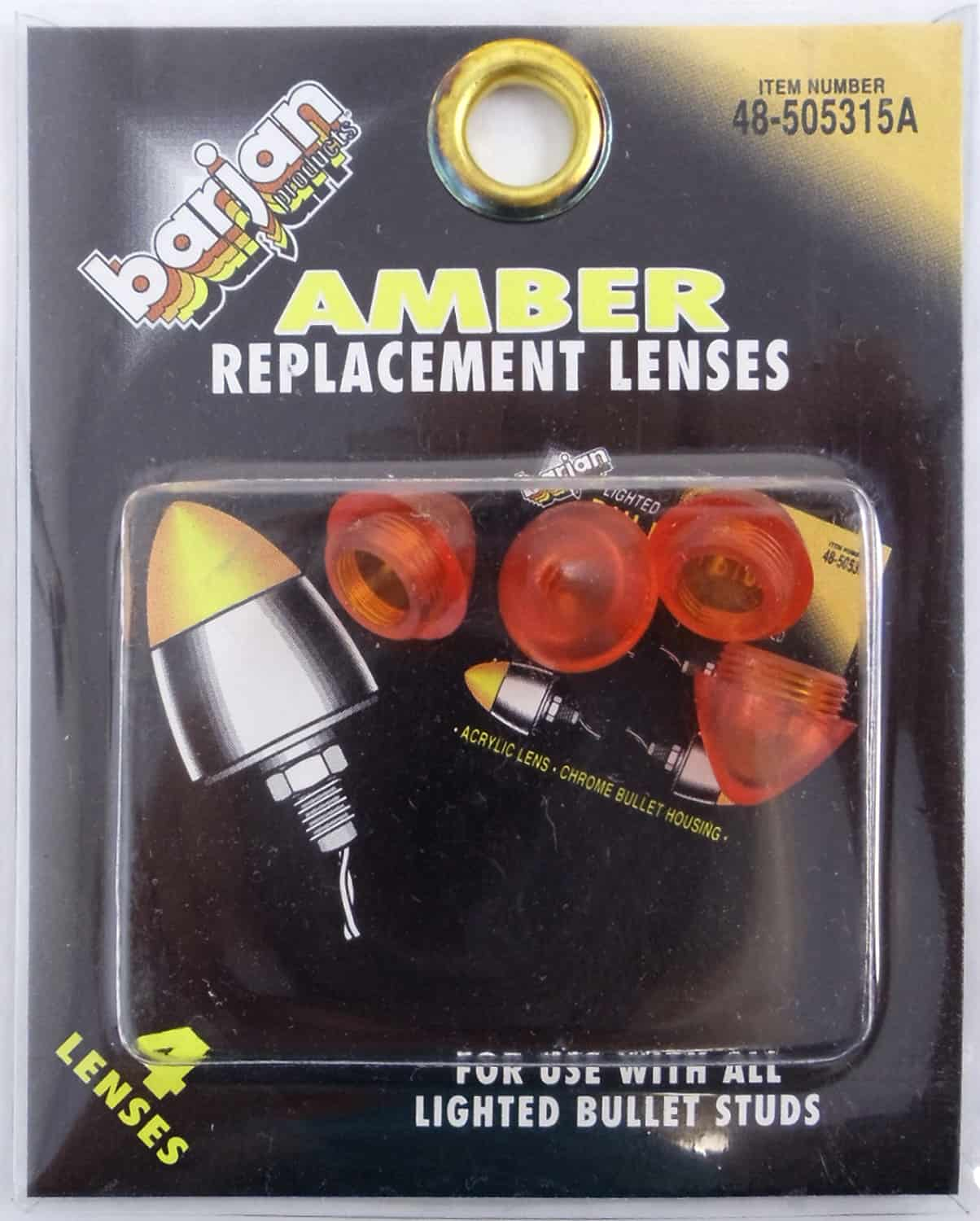 048505315A - Amber Replacement Lenses