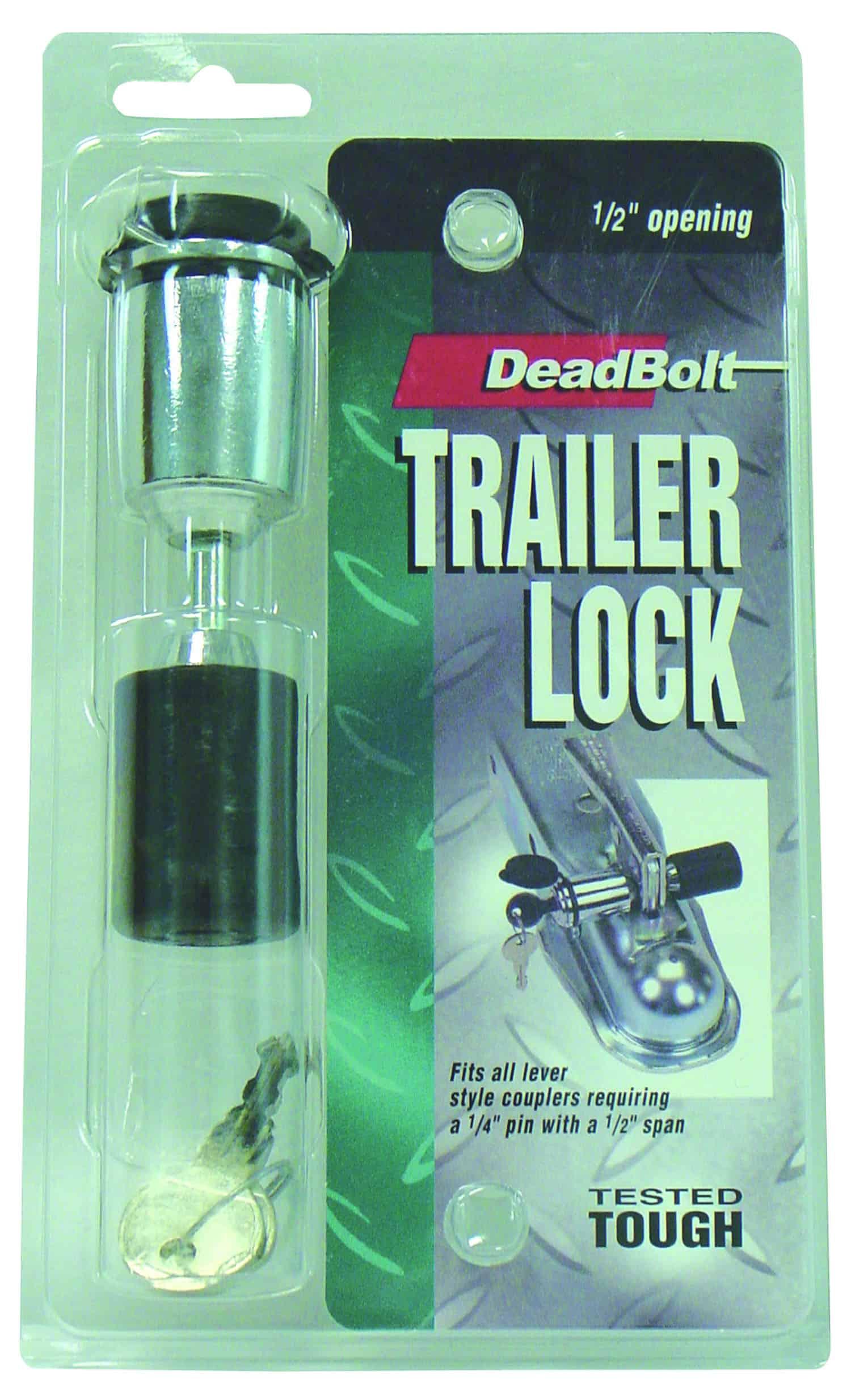 07230 - Trailer Hitch Lock