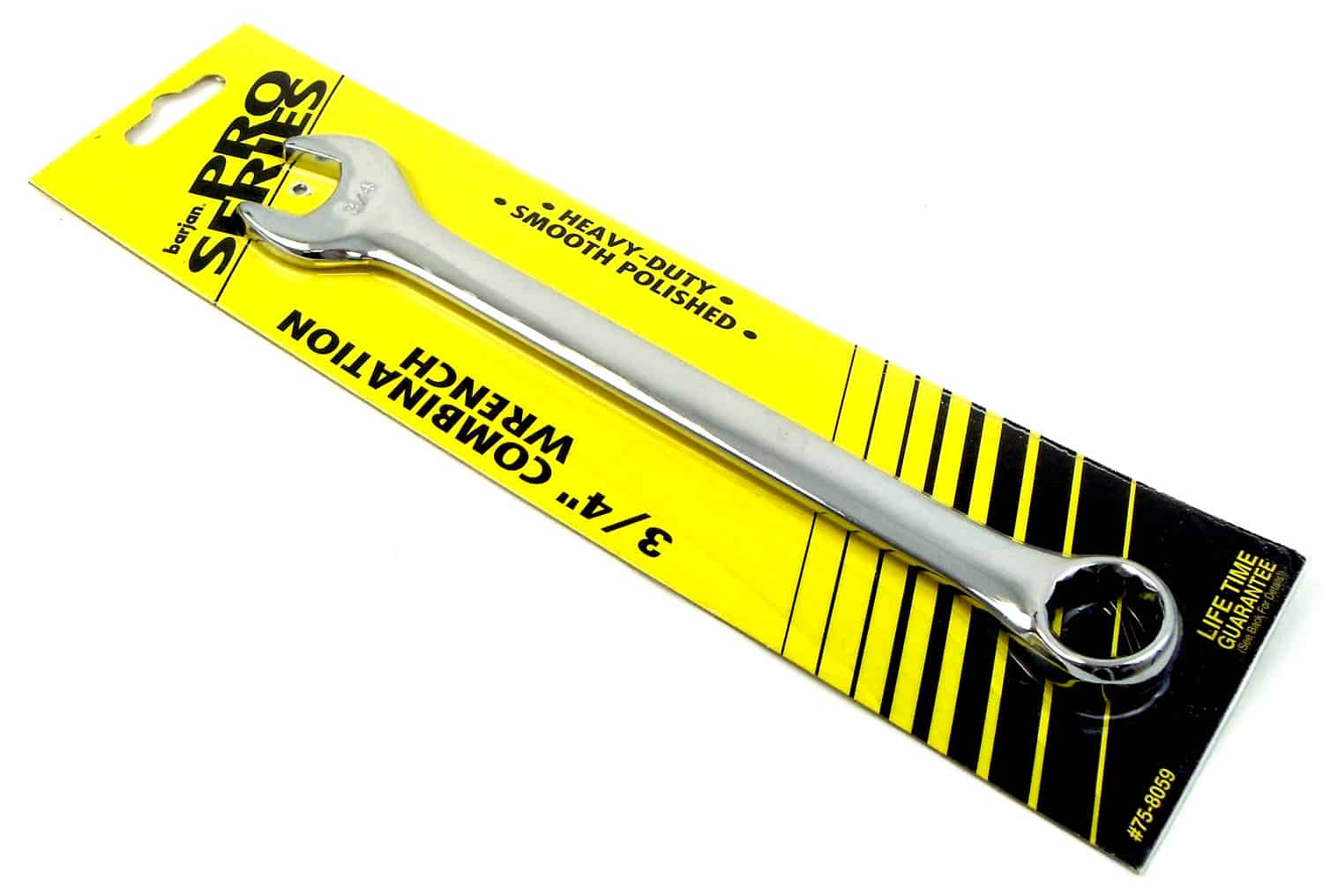"""0758059 - 3/4"""" Combo Wrench Professional Series"""