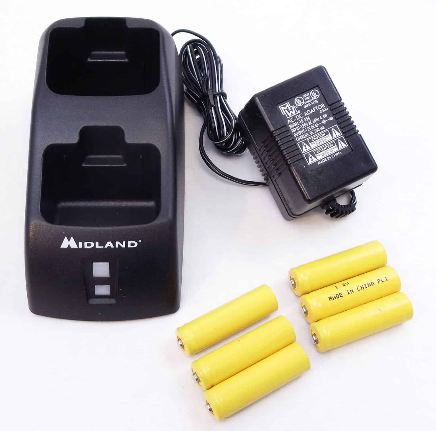 18385BT - Midland Dual Charging Base Adapter