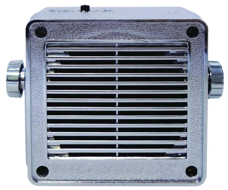 """21404DC - 3"""" 15 Watt Chrome External Speaker"""