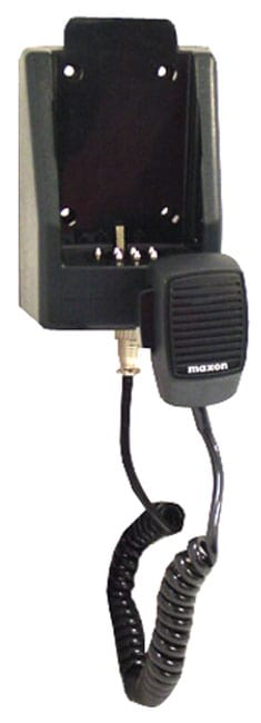 27CRDL - Maxon Replacement Cradle & Microphone For Model 27-KC