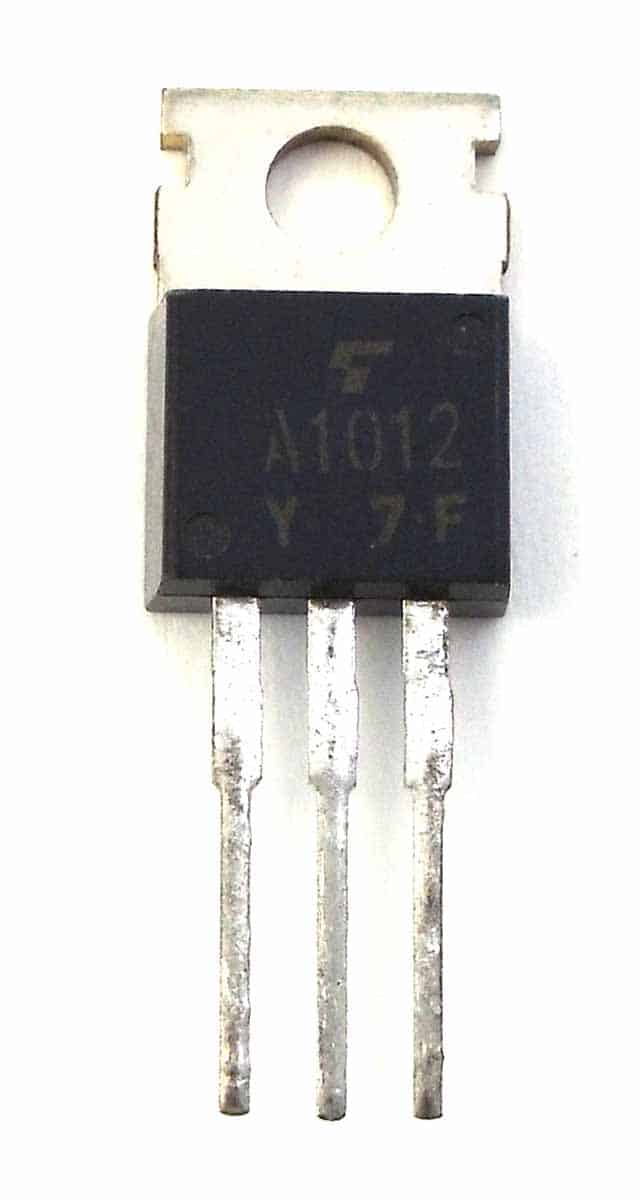 2SA1012 - Transistor -Toshiba