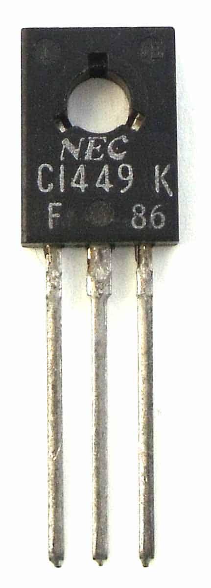2SC1449 - Transistor - Nec