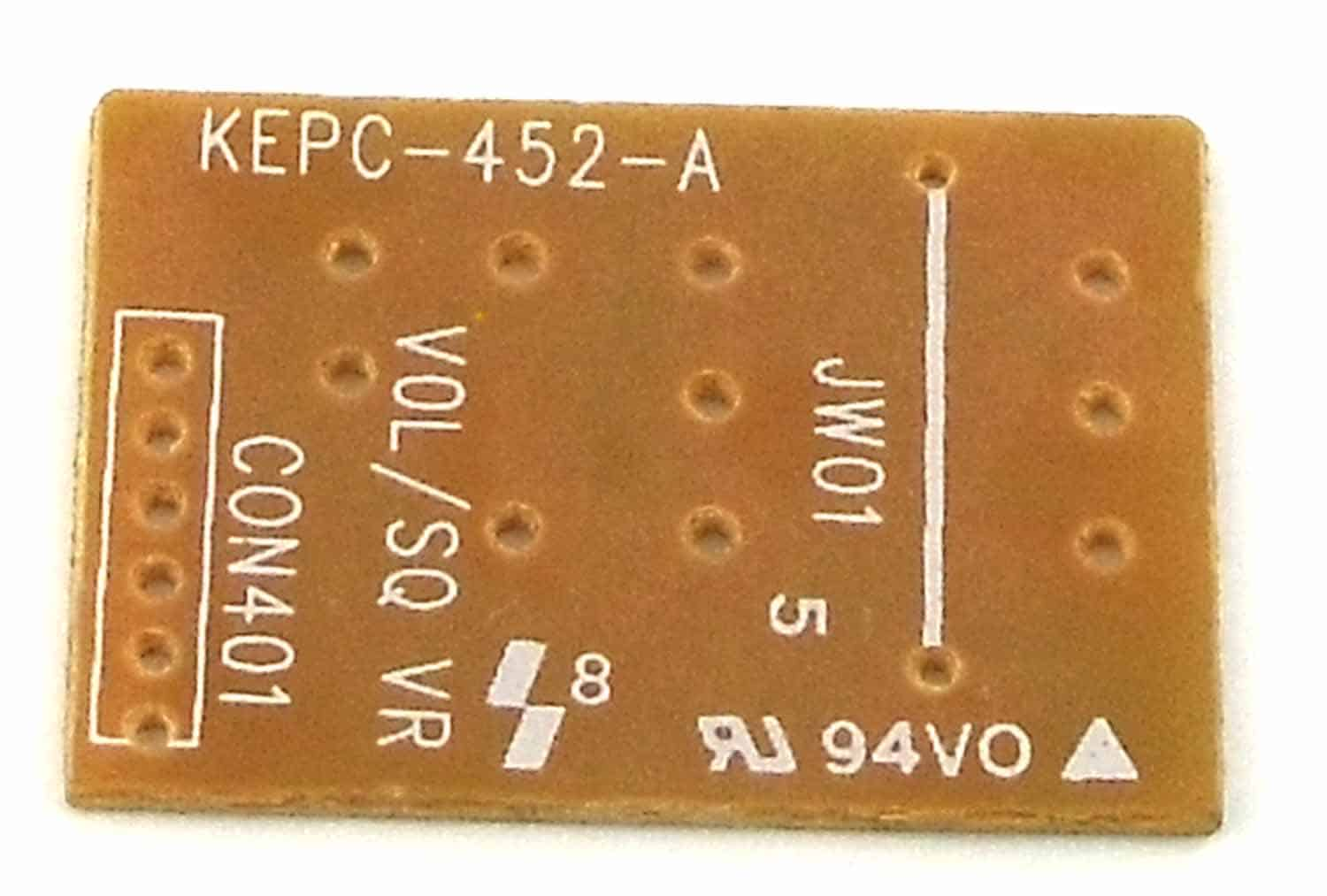 300002 - Cobra® Circuit Board For Volume Potentiometer For 148NWST Radio