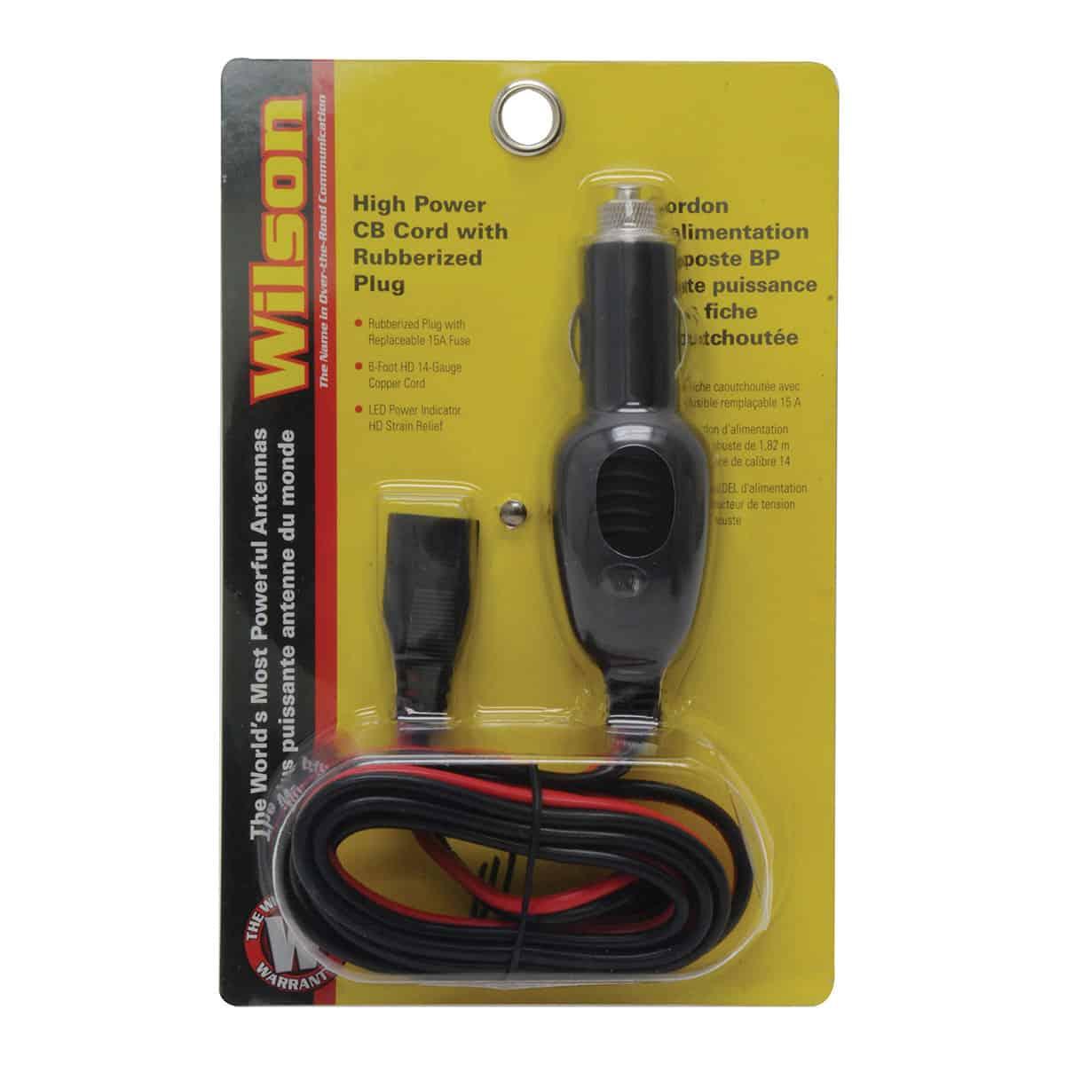 3053CBPP - Wilson High Power CB Cord