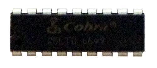 3073289001 - Cobra® PLL Chip For C25LTD Radio