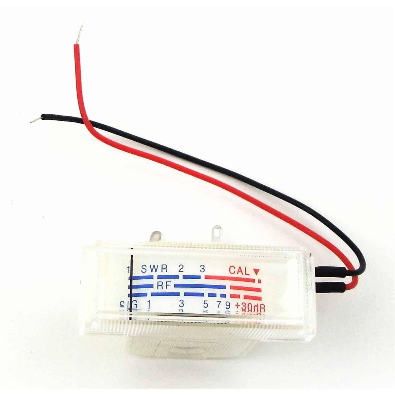 320001 - Cobra® Replacement Meter for C29LTDBT & C29LTDSEC Radios