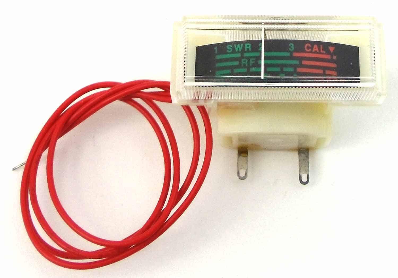 320004N001 - Cobra® SRF Meter For C148GTL Radio (Front Mic)