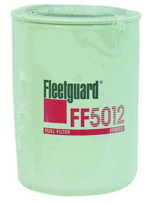 4255012 - Fleetguard FF5012 Heavy Duty Fuel Filter