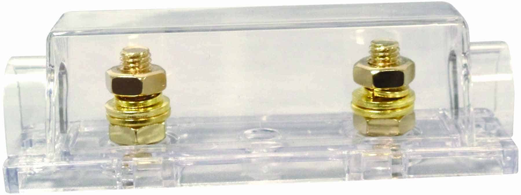 ANL82 - Twinpoint Heavy Duty ANL Fuse Holder Accepts Ring Terminals