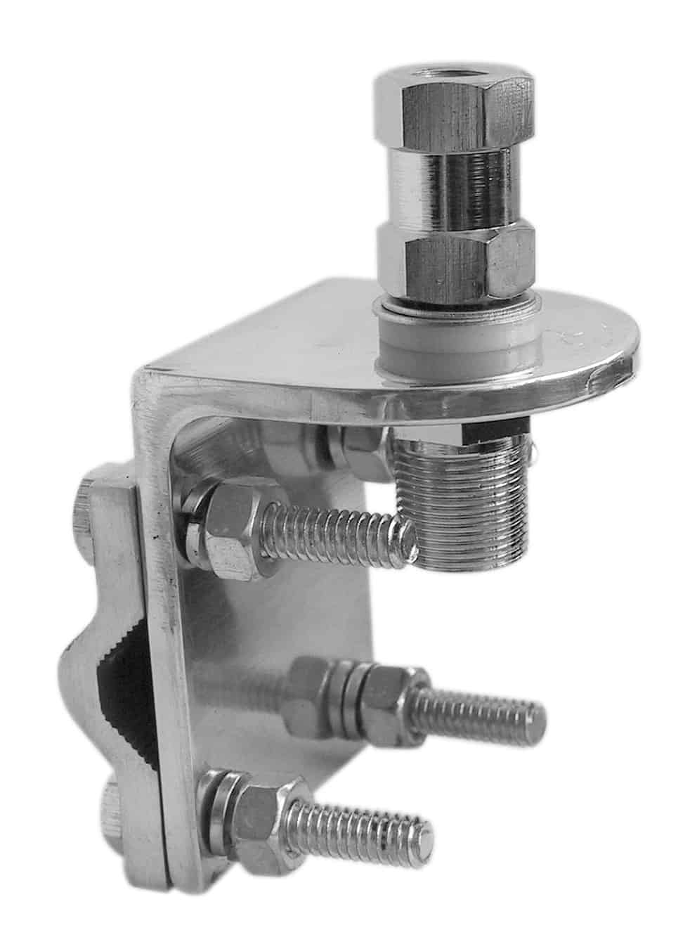 AUC3 - Accessories Unlimited 3 Way Aluminum Mirror Mount