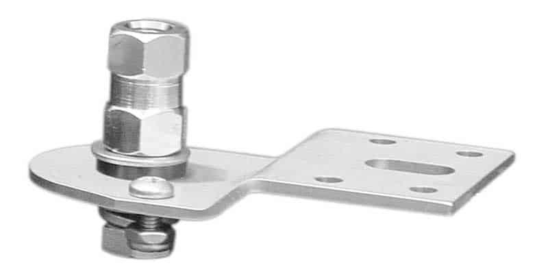 AUDODGE - Antenna Fender Or Bedrail Mount For Dodge 1994-2003