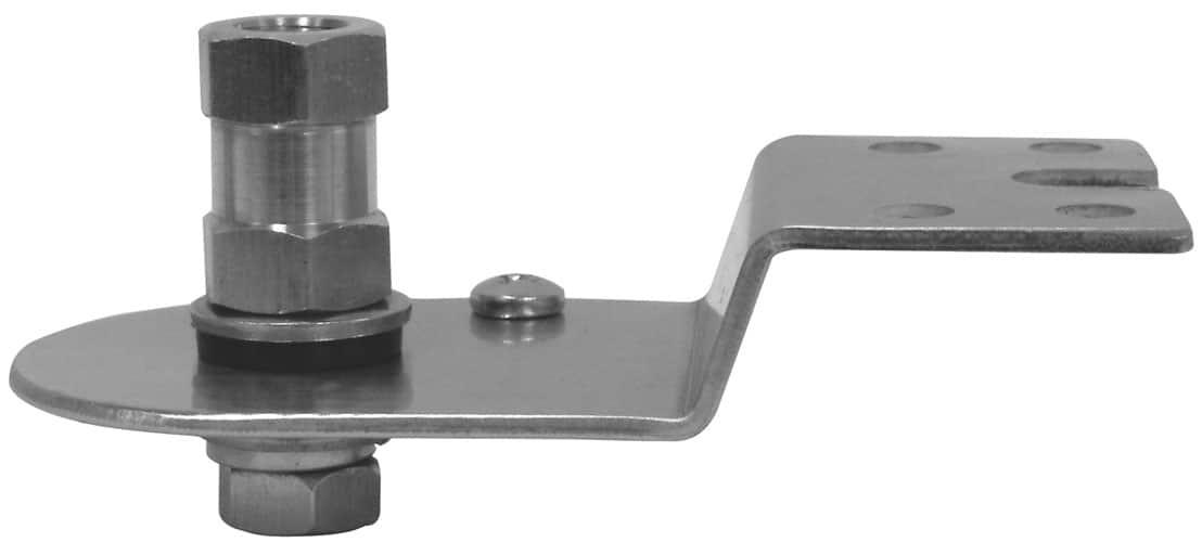 AUJ1 - Stainless Steel Fender Antenna Mount