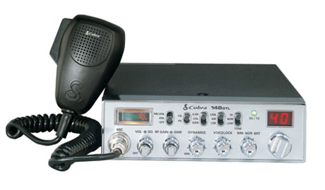 C148GTL - Cobra® Full Featured AM/SSB CB Radio