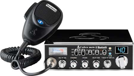 C29LTDBT - Cobra® CB Radio With Bluetooth
