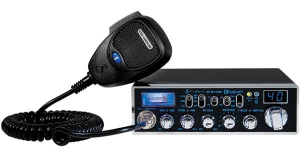 C29WXNWBT - Cobra® CB Radio With Weather, Nightwatch, and Bluetooth