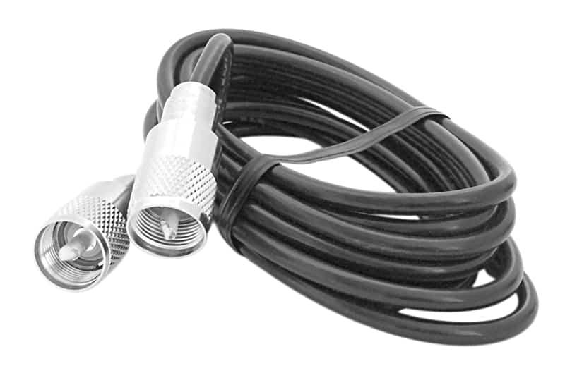 AUPP12 - 12' RG58AU Coax Cable
