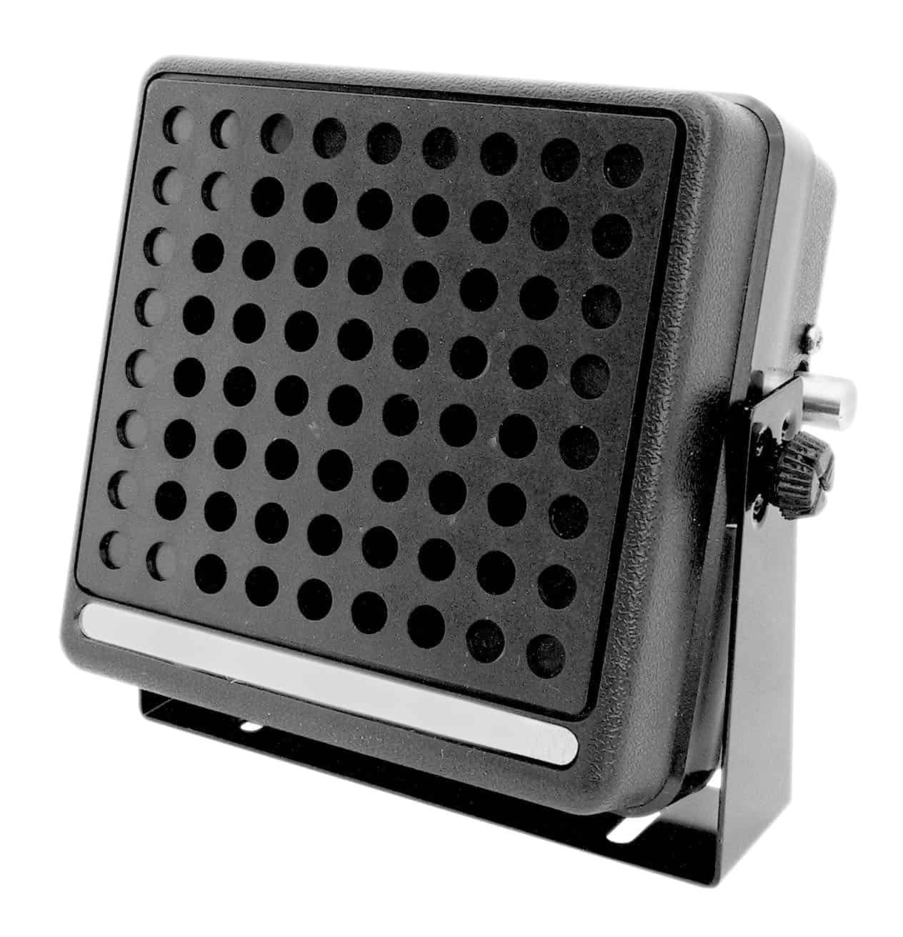 """AUS6 - 4-1/4"""" External Speaker With Noise Canceling Filter"""