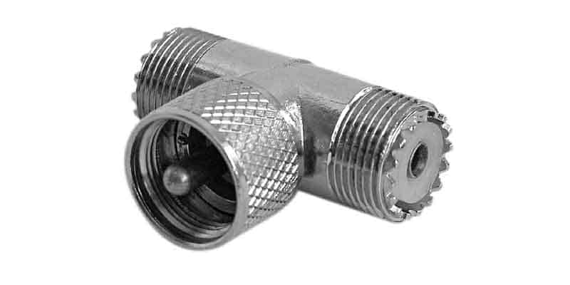 AUT259 - T Coax Connector