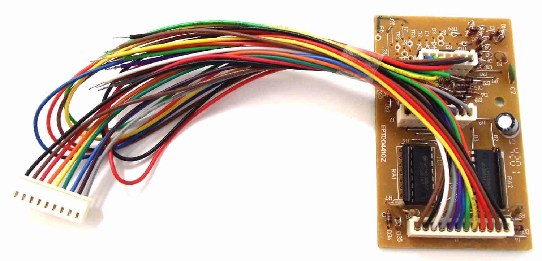 BAND BOARD - Galaxy Band Board For Older Galaxy Radios