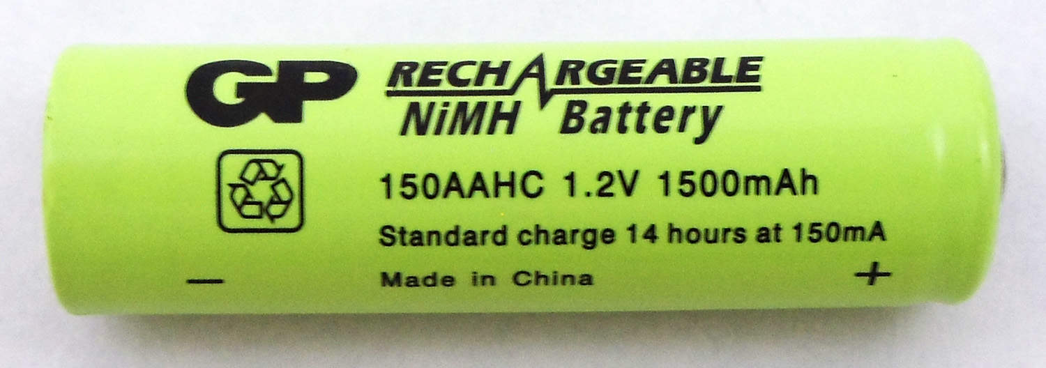 BBTY048001 - Uniden Nimh 1500 Mah Replacement Battery