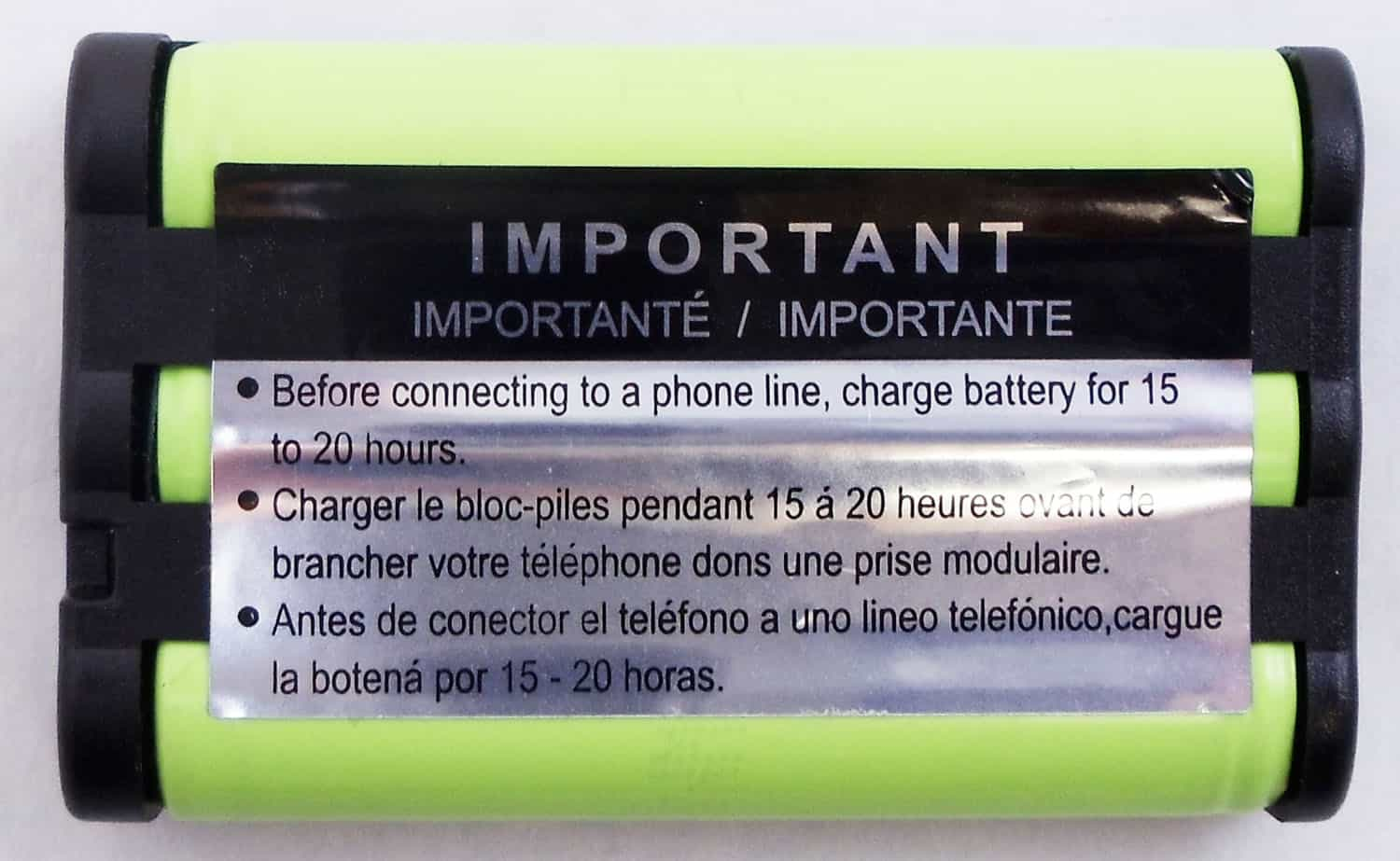 BBTY0545001 - Uniden Replacement Phone Battery for BT0003
