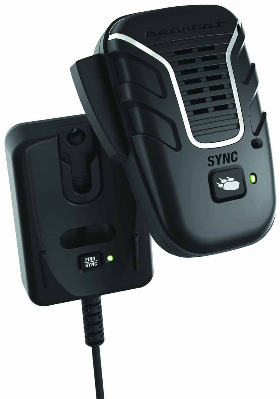 BC906W - Uniden Wireless CB Microphone